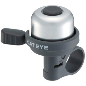 CatEye OH 1000 Bike Bell silver/black